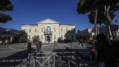 Coronavirus: primo caso a Roma