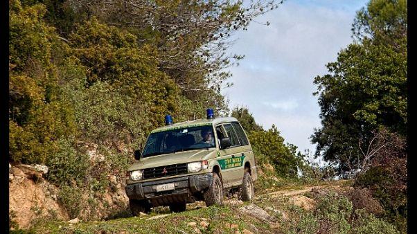 Nuova intimidazione Forestali Sardegna