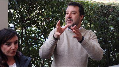 Salvini, dove c'è Renzi non c'è Lega