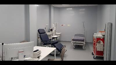 Medico aggredito in ospedale Putignano