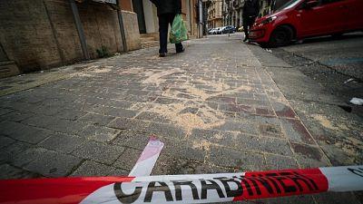 Rapina Napoli,omicidio volontario per cc