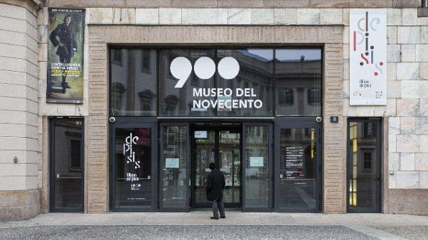 Milano riapre musei civici e biblioteche