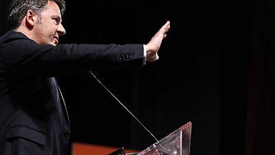 Coronavirus:Renzi,peggio di 11 settembre