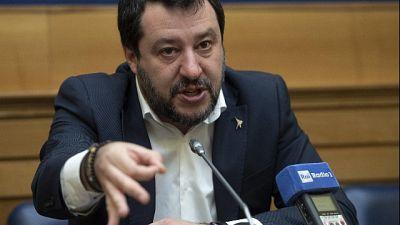 Salvini, sto col carabiniere aggredito
