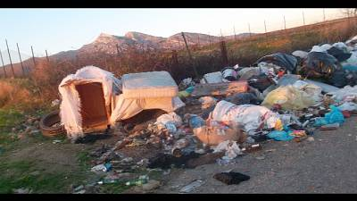 Traffico rifiuti a Foggia, arresti