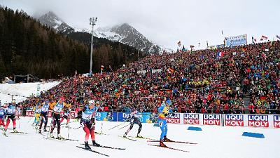 Tedesco positivo era a mondiali biathlon
