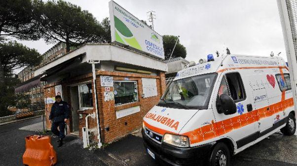 Paziente 1 Napoli ricoverato in ospedale