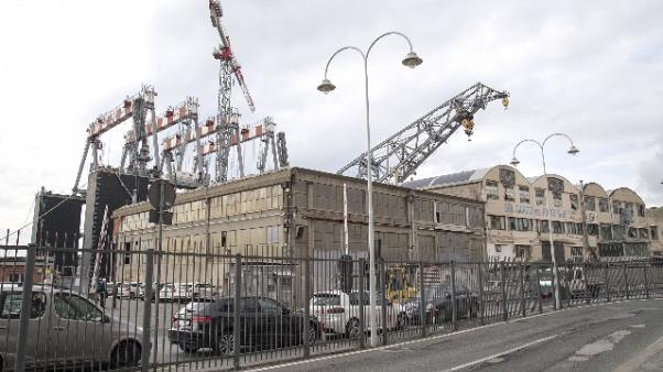 Genova,in quarantena nave con 50 a bordo