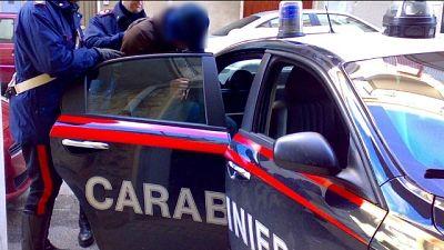 3 Cc feriti in arresti flagranza a Prato