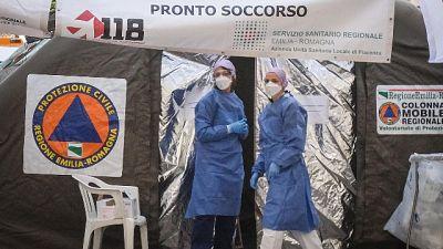 In E-R 543 contagiati, 4 morti in più