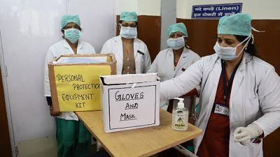 Tornati 7 italiani bloccati in India