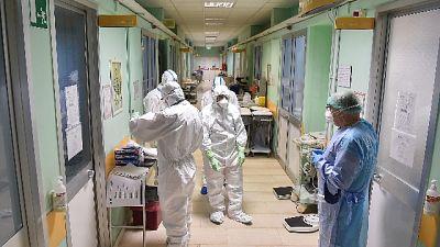 Trasferito intero reparto a Savona
