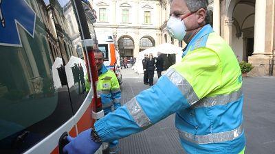 Covid-19: salgono a 61 i casi in Toscana