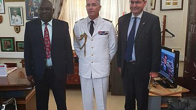 Rencontre avec le Ministre de la Défense Zambien