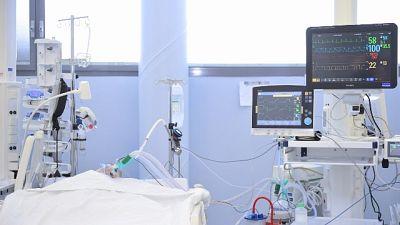 Marche, 20 pazienti in Terapia intensiva