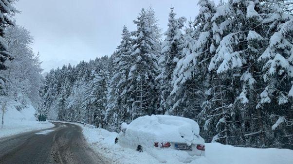 Bolzano, male Alto Adige zona rischio