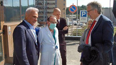 Coronavirus,100 nuovi infermieri Ancona