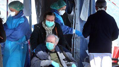 Coronavirus: in Veneto 511 positivi