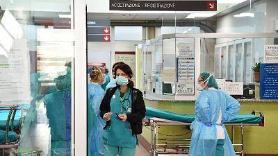 Coronavirus: 5mila impianti ventilazione