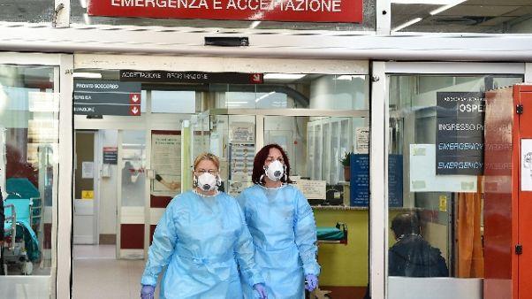 Coronavirus:Veneto 543 positivi,13 morti