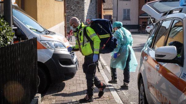 Coronavirus:Lazio, morta donna a Formia