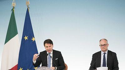 Conte, misure rigorose per Lombardia