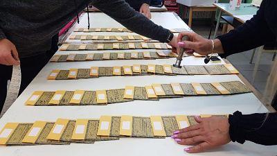 Si vota per suppletive Umbria