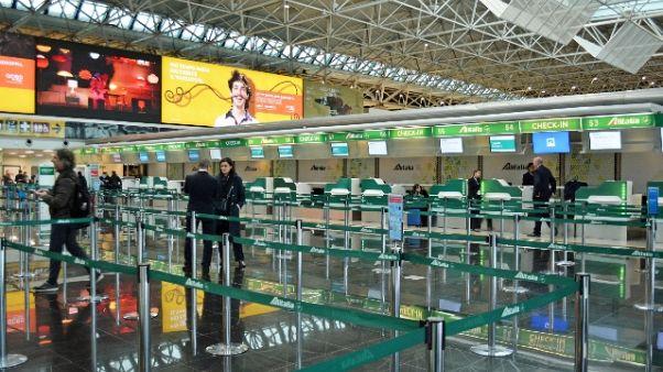 Coronavirus:Enac, tutti aeroporti aperti