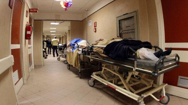 A Caserta morta donna di 80 anni