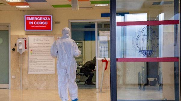 Coronavirus: in E-R 1.180 casi, 8 morti