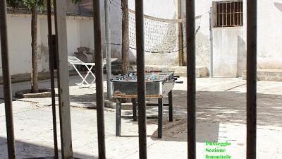 Paura contagi,protesta carcere Frosinone