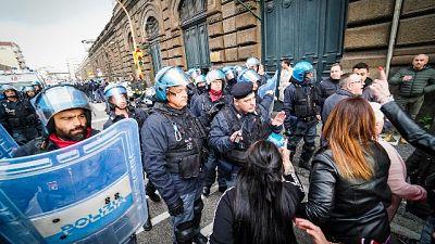 Osapp, in carcere a Napoli milioni danni