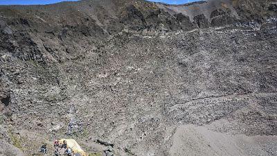 Da oggi chiuso il Cratere del Vesuvio