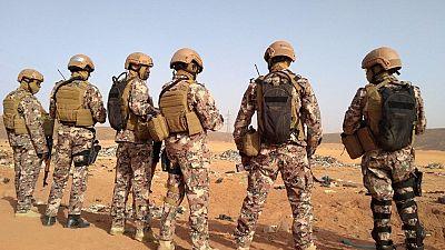 La France participe à la formation des unités anti-terroristes des Forces de défense et de sécurité (FDS) du Niger
