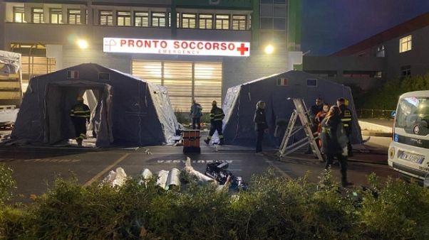 Centinaia in quarantena in Sardegna