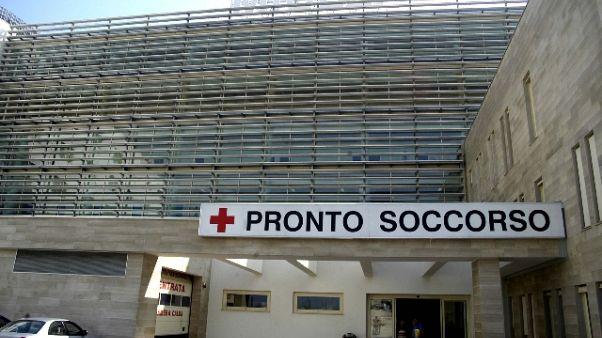 Stop pronto soccorso Miulli vicino Bari