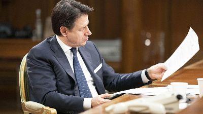 Conte, 25 mld stanziati per emergenza
