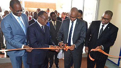 La Fondation BGFIBank offre une salle multimédia à l'Institut National Polytechnique Félix Houphouët-Boigny, à Yamoussoukro