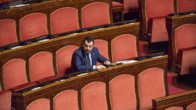 Salvini, Lega vota scostamento bilancio