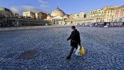 Napoli vuota, cancellato rito caffè bar