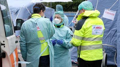 Intero ospedale Albenga per lotta virus
