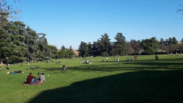 A Bologna chiusi 32 parchi pubblici