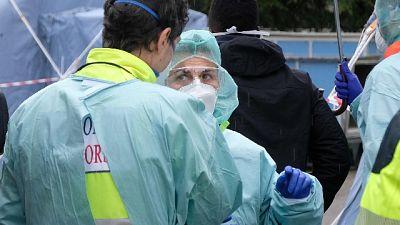 Coronavirus, quarantena attiva Marche