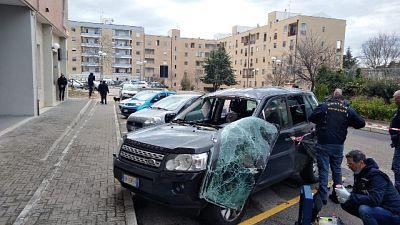 Danneggiata auto Cifarelli, un fermo