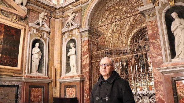 Priore Agostiniani, virus renda migliori