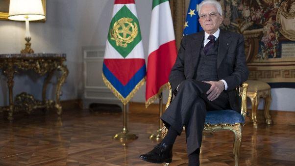Steinmeier a Mattarella,risposta europea