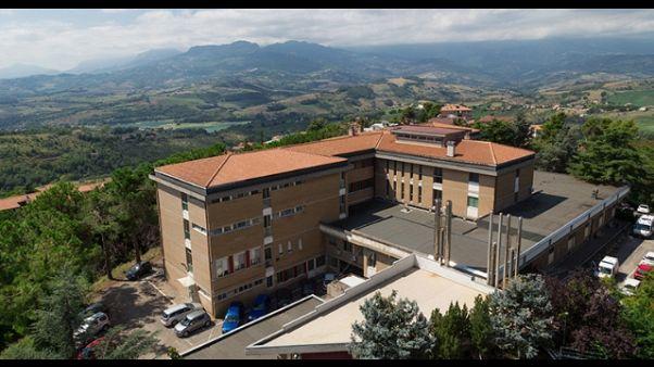 Covid19, positivo centenario in Abruzzo