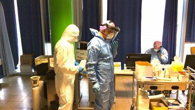 Coronavirus, altri dieci morti Marche