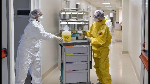 Coronavirus: altri 15 morti, salgono a 81vittime Piemonte