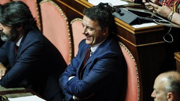 Conte a Renzi, capi stato ci ammirano